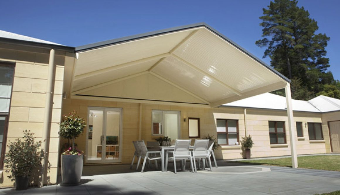 Outback Clearspan Gable